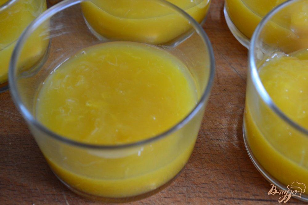 Фото приготовление рецепта: Десерт из тыквы-спагетти шаг №8