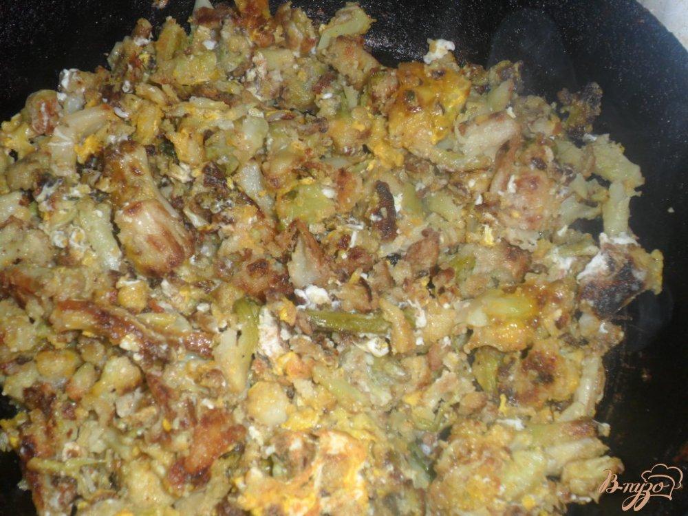 Фото приготовление рецепта: Цветная капуста шаг №5
