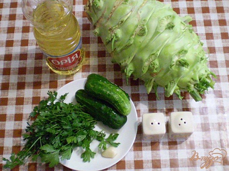 Фото приготовление рецепта: Осенний салат шаг №1