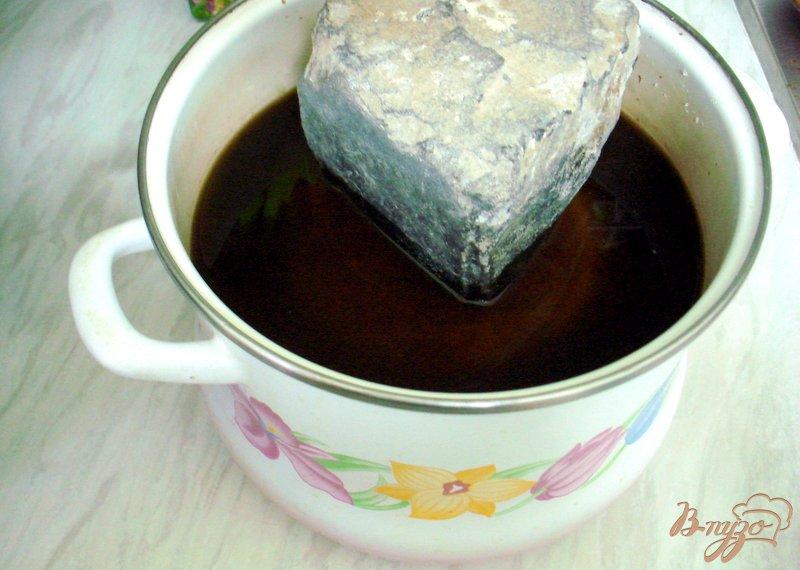 Фото приготовление рецепта: Засолка грибов рыжиков холодным способом шаг №5