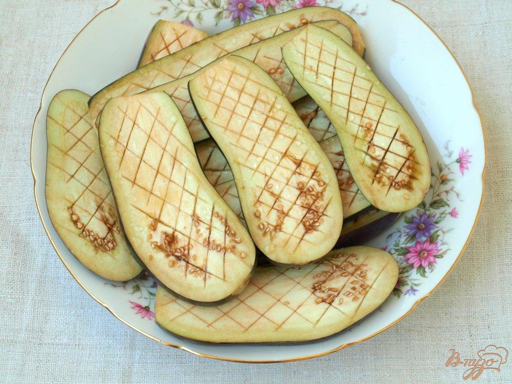Фото приготовление рецепта: Баклажаны по-сассарезски шаг №1