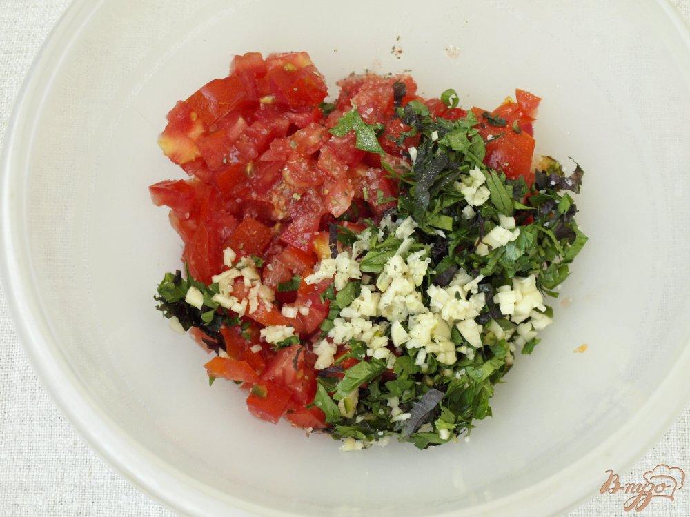 Фото приготовление рецепта: Баклажаны по-сассарезски шаг №2