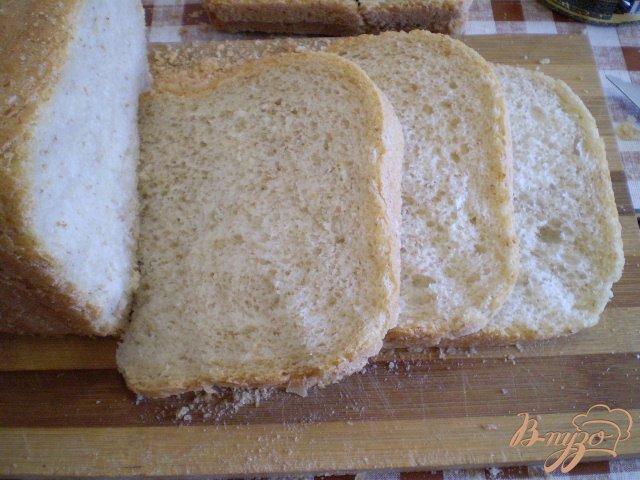 Фото приготовление рецепта: Пикантные канапе с паштетом шаг №2