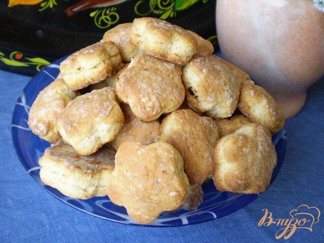 Фото приготовление рецепта: Любимые печеньки шаг №8