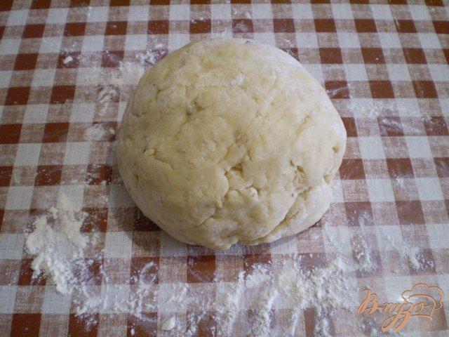 Фото приготовление рецепта: Любимые печеньки шаг №4