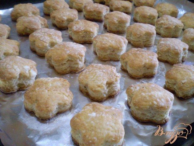 Фото приготовление рецепта: Любимые печеньки шаг №7