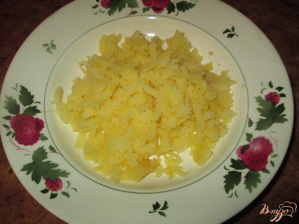 котлеты из мясного фарша с картофелем рецепт