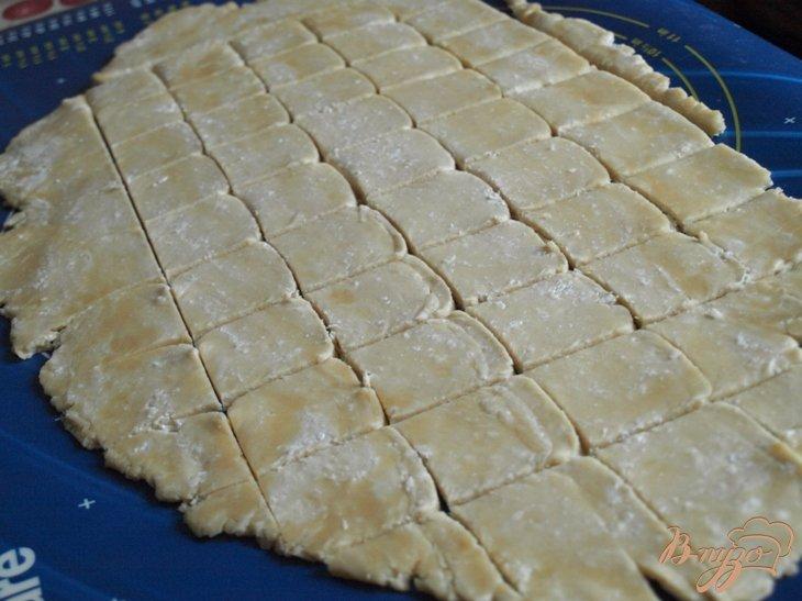 Фото приготовление рецепта: Колачки - польское печенье шаг №3