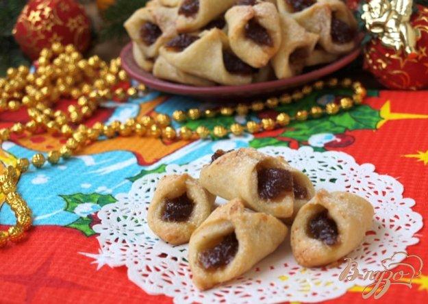Рецепт Колачки - польское печенье