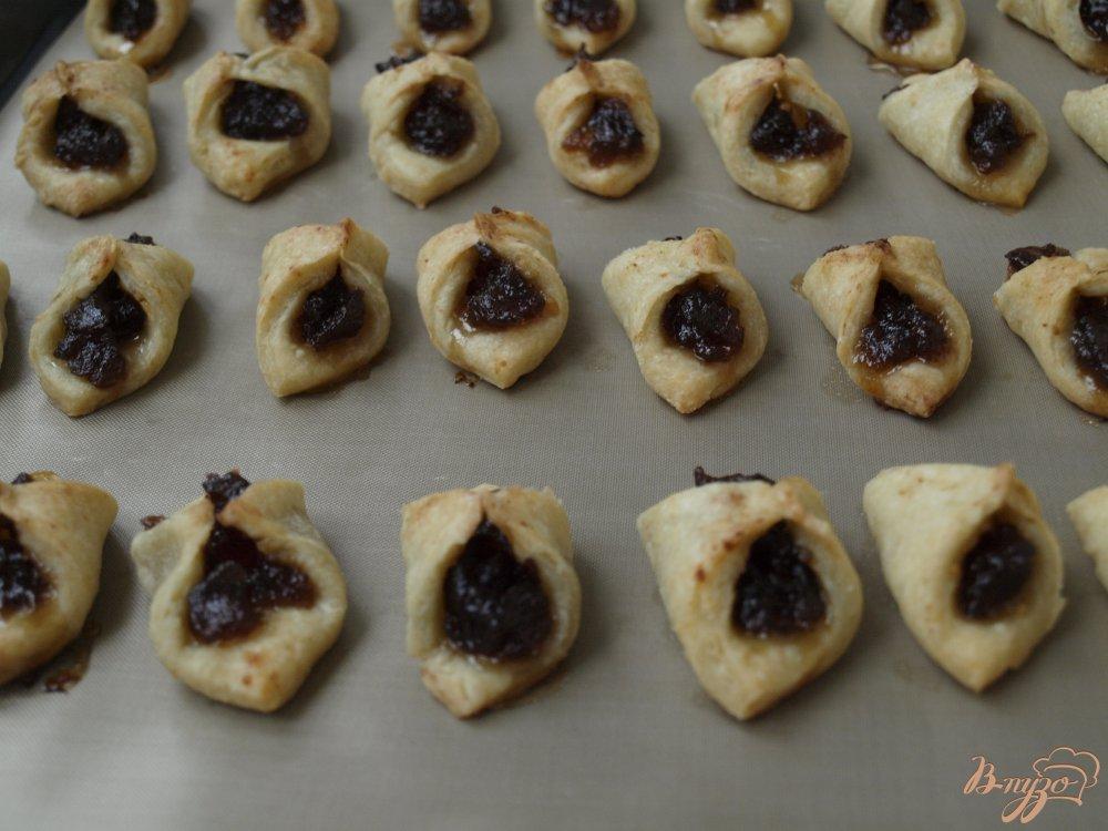 Фото приготовление рецепта: Колачки - польское печенье шаг №5