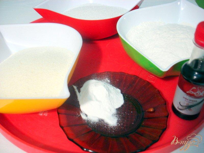 Фото приготовление рецепта: Пирог яблочный насыпной шаг №1