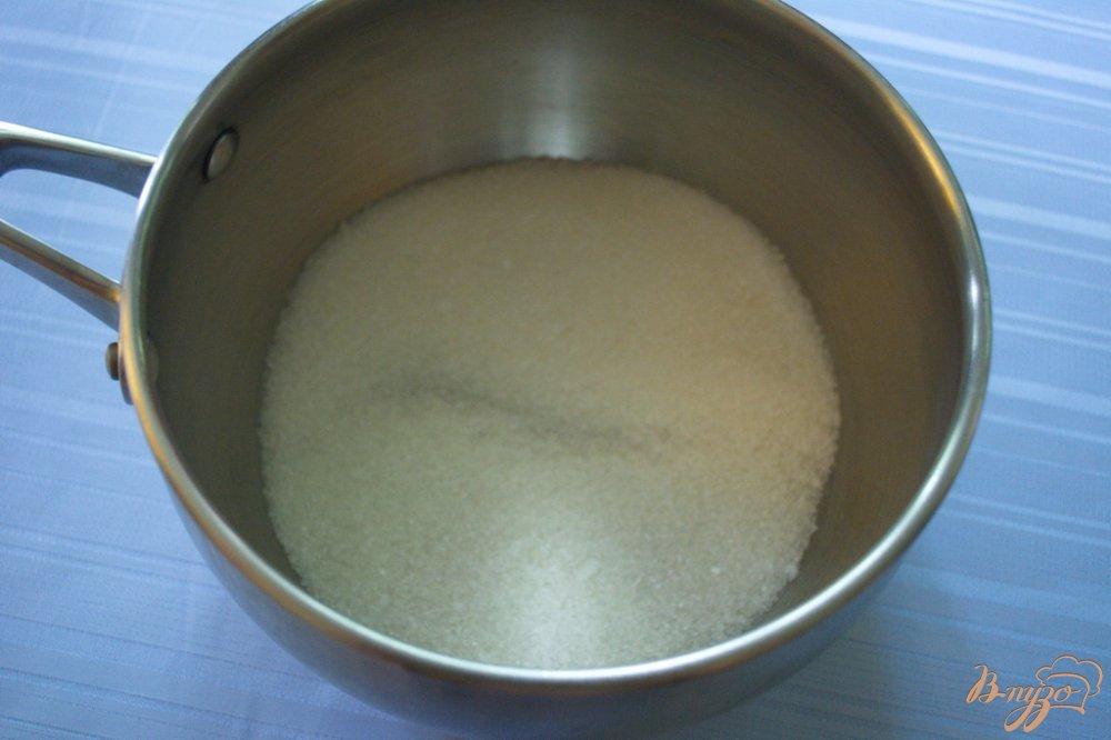 Фото приготовление рецепта: Карамельный торт с шоколадным кремом шаг №1