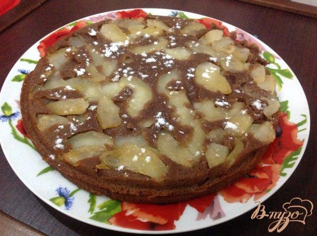 фото рецепта: Шоколадный манник