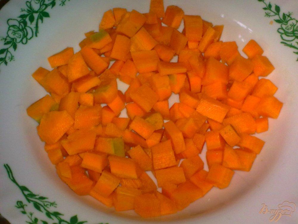 Фото приготовление рецепта: Суп сырный шаг №2