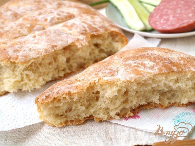 Рецепт Вкусный домашний хлеб