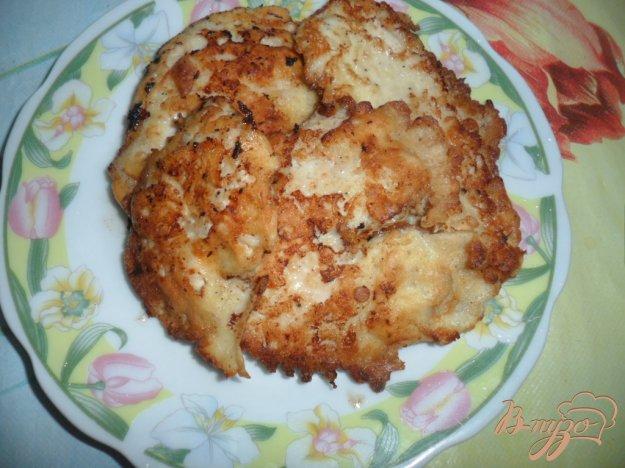 Рецепт Отбивные из куриной грудки