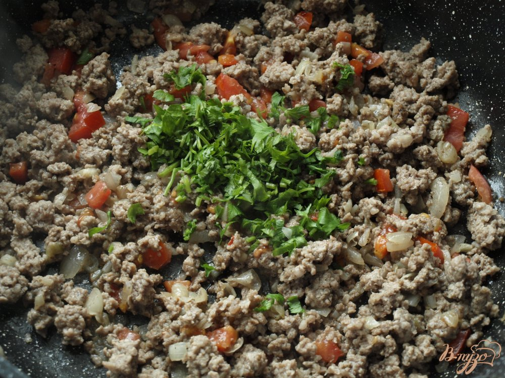 Фото приготовление рецепта: Бораки - пельмени по-армянски шаг №1