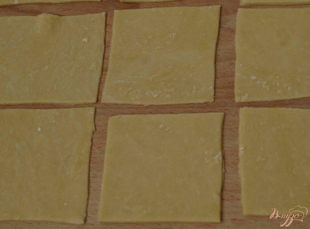 Фото приготовление рецепта: Бораки - пельмени по-армянски шаг №3