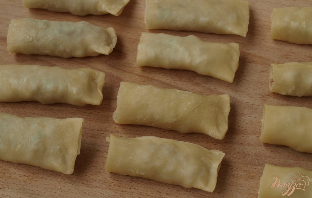 Фото приготовление рецепта: Бораки - пельмени по-армянски шаг №4