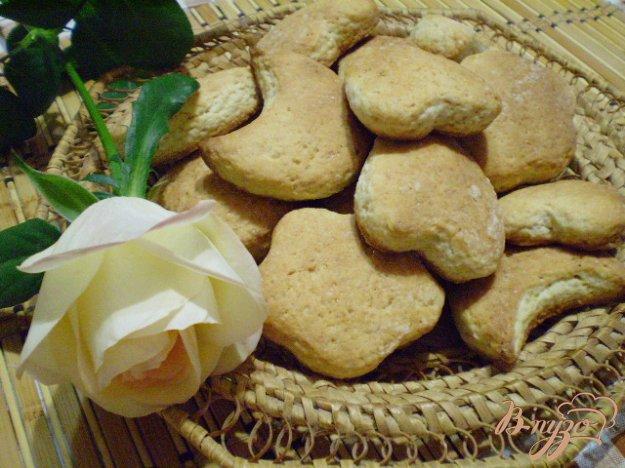 Рецепт Кефирное печенье с корицей