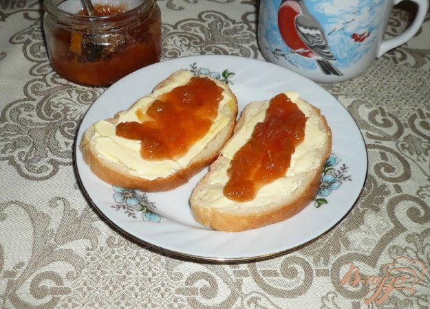Рецепт Яблочное варенье с апельсином в мультиварке