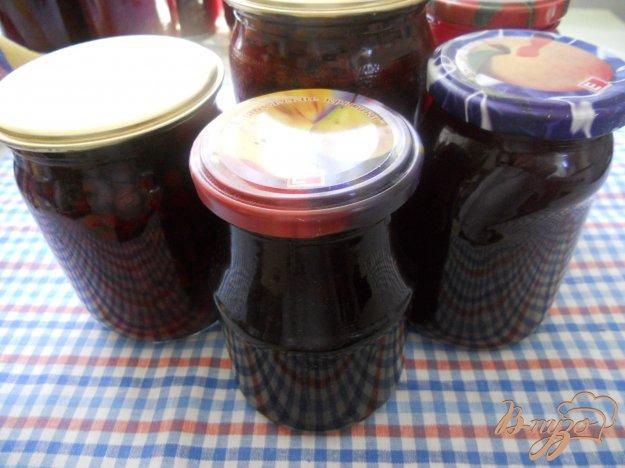 Рецепт Заготовка на зиму из красной смородины