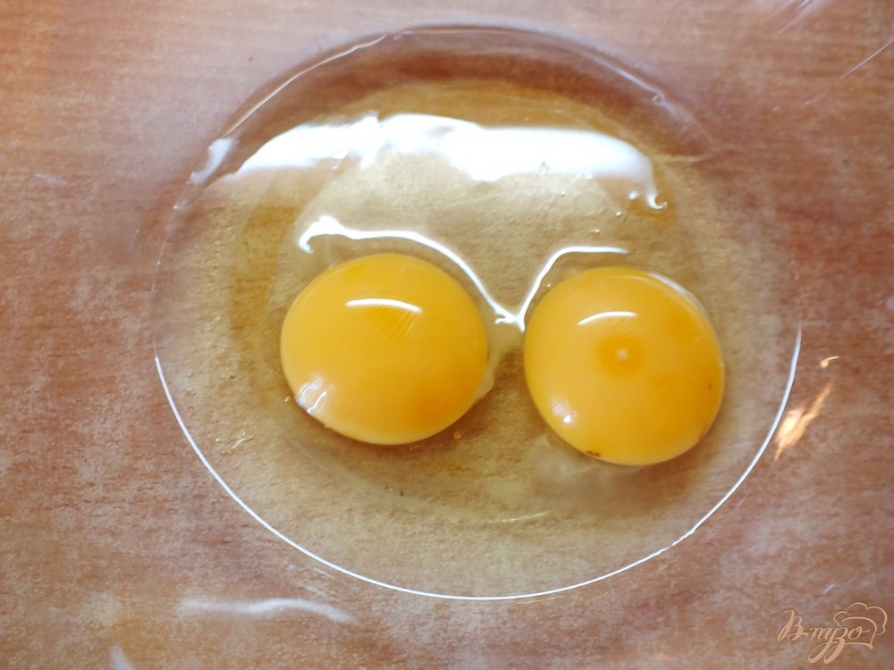Фото приготовление рецепта: Молочная фритата с шампиньонами шаг №1