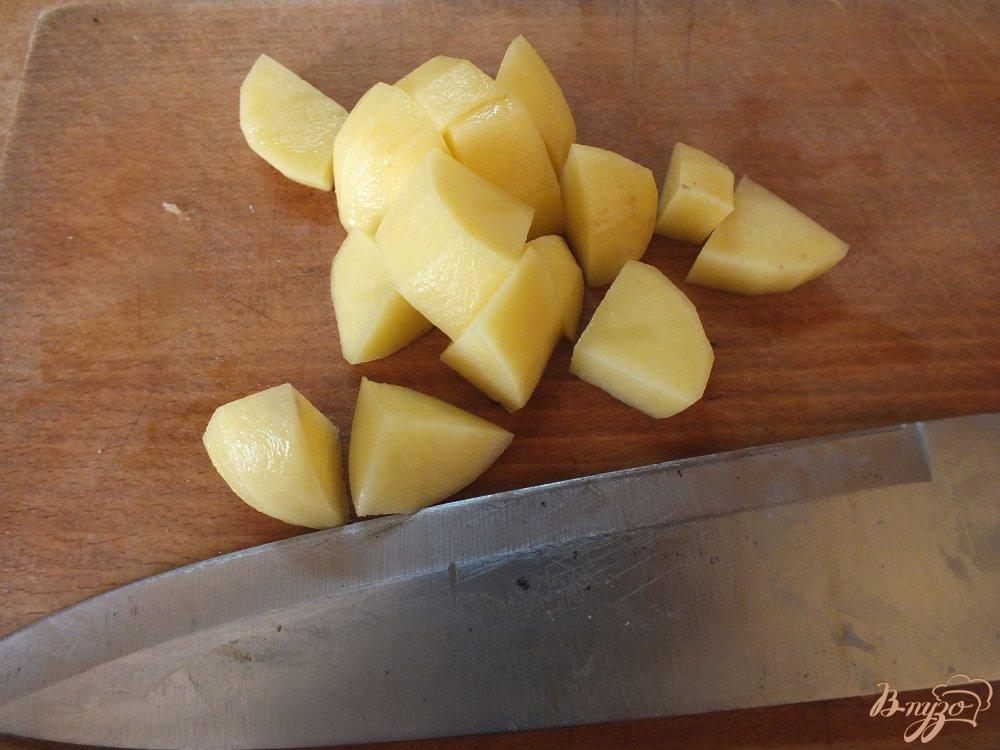 Фото приготовление рецепта: Рассольник с говядиной шаг №1