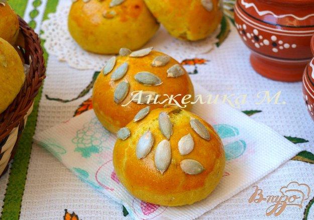 Рецепт Булочки с карри