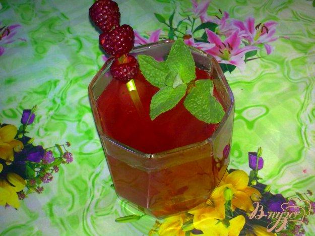 Рецепт Компот из малины и клюквы