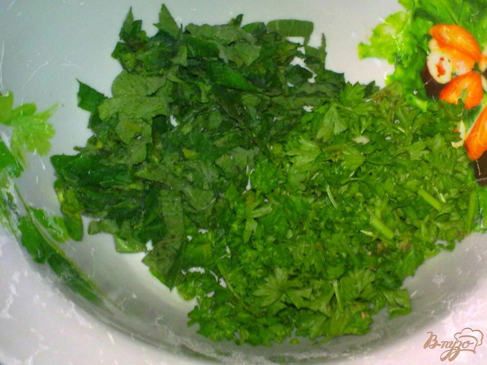 Фото приготовление рецепта: Свинина в травах шаг №1