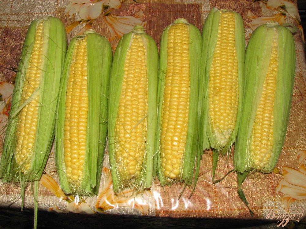 Фото приготовление рецепта: Вареная кукуруза по домашнему шаг №1