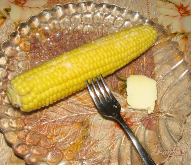 Рецепт Вареная кукуруза по домашнему