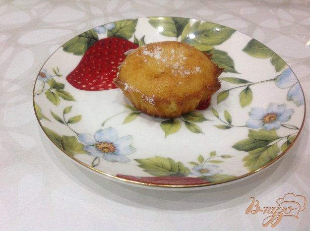 Рецепт Кексы с творогом и изюмом