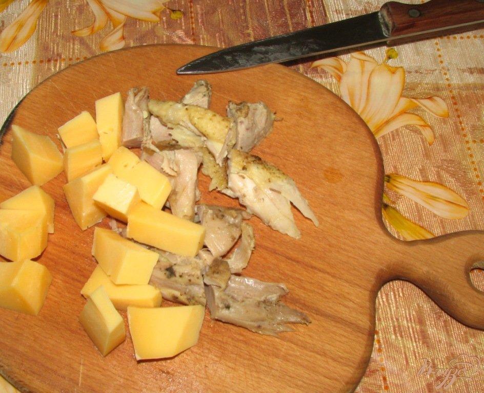 Фото приготовление рецепта: Быстрый завтрак шаг №1