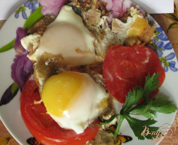 фото рецепта: Быстрый завтрак