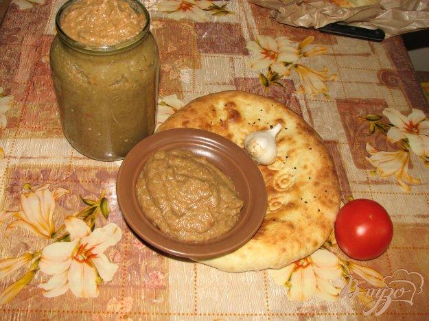 Рецепт икра из баклажанов по-одесски