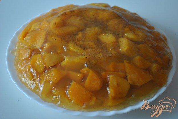 Рецепт Персиковое желе