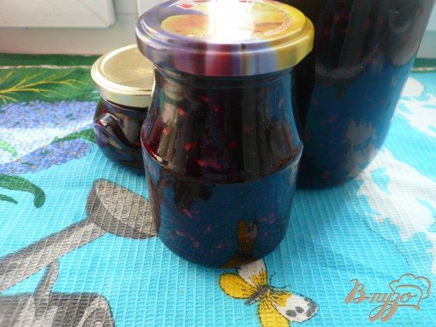 Рецепт Варенье из винограда (практически пятиминутка)
