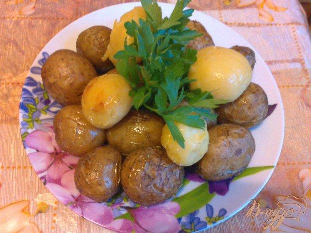 Рецепт Картошка по-морскому
