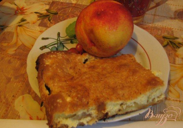 Рецепт Пирог домашний яблочный