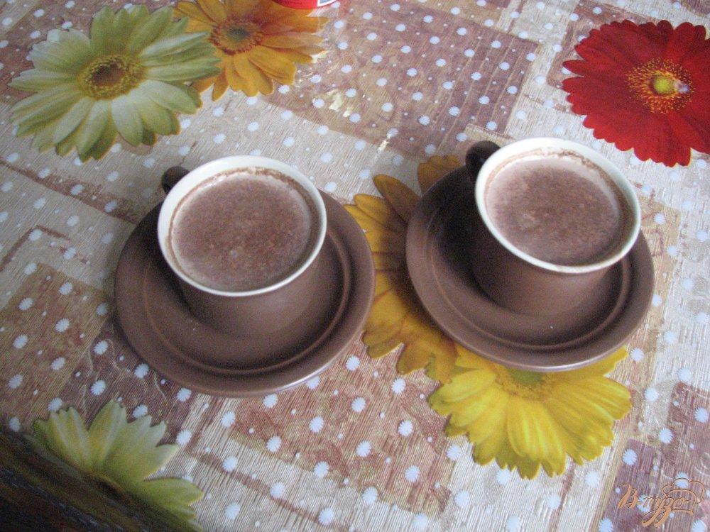 Фото приготовление рецепта: Домашнее какао шаг №4