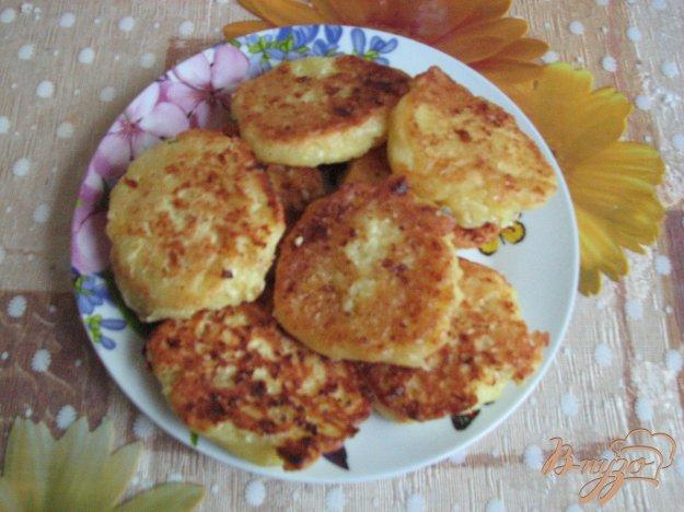 Рецепт Домашние сырники
