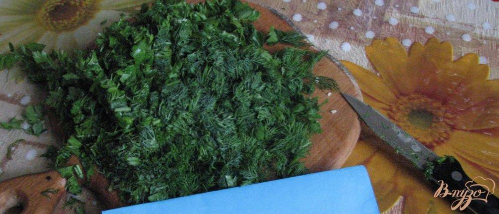Фото приготовление рецепта: Рулет из лаваша и крабовых палочек шаг №4