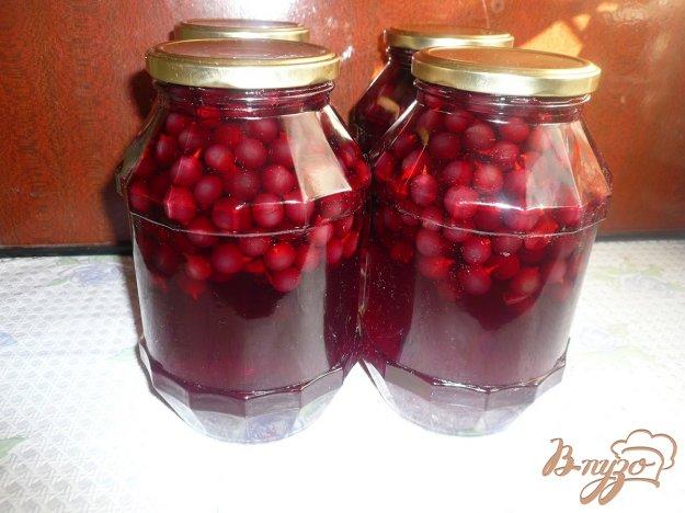фото рецепта: Виноградный компот на зиму