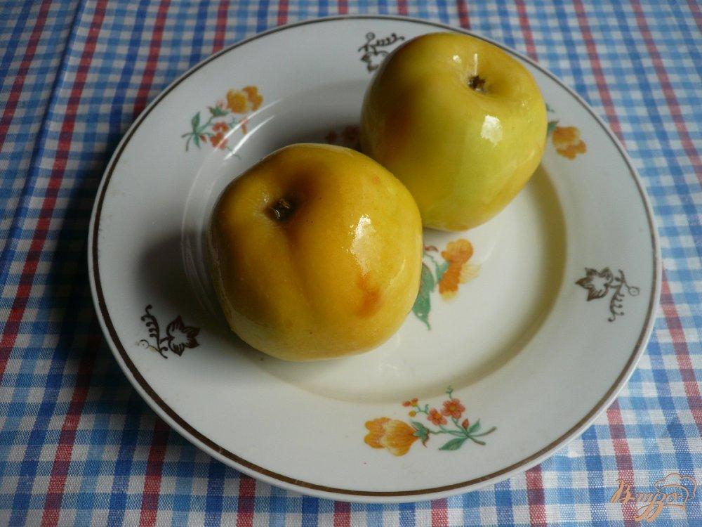 Фото приготовление рецепта: Моченые яблоки шаг №4