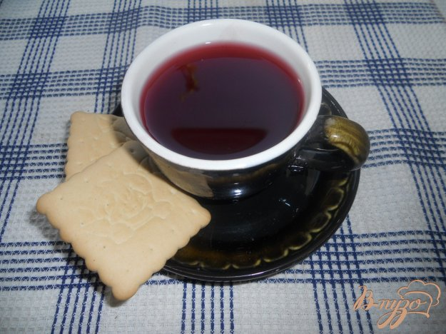 Рецепт Компот из вишневых косточек