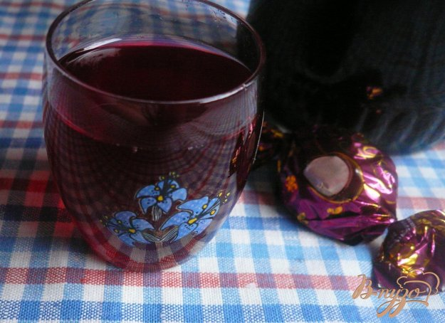 фото рецепта: Гранатовая настойка