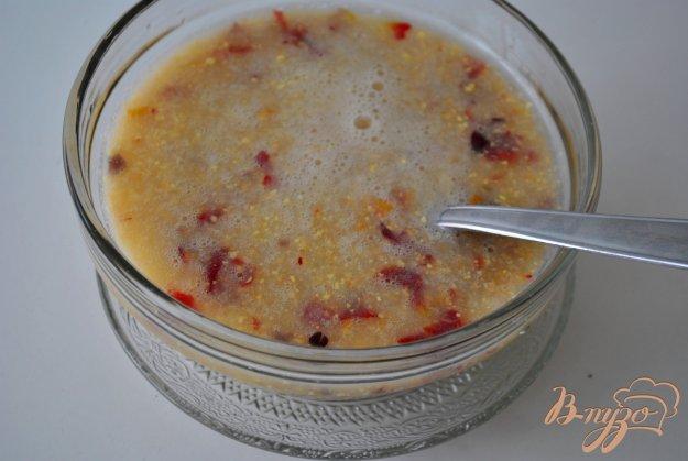 Рецепт Льняная каша с виноградом