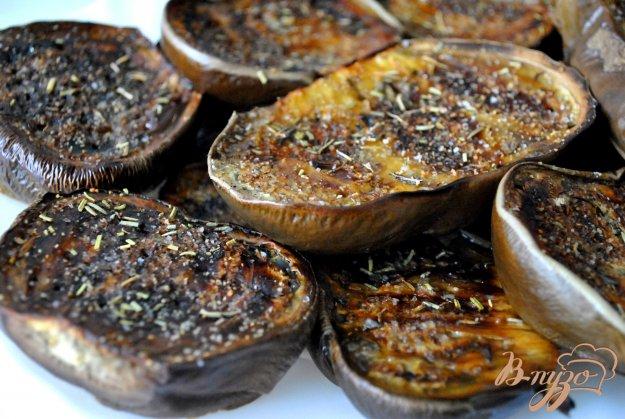 Рецепт Печеные баклажаны
